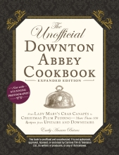 Unofficial Downton Abbey Cookbook Expanded Ed_COVER